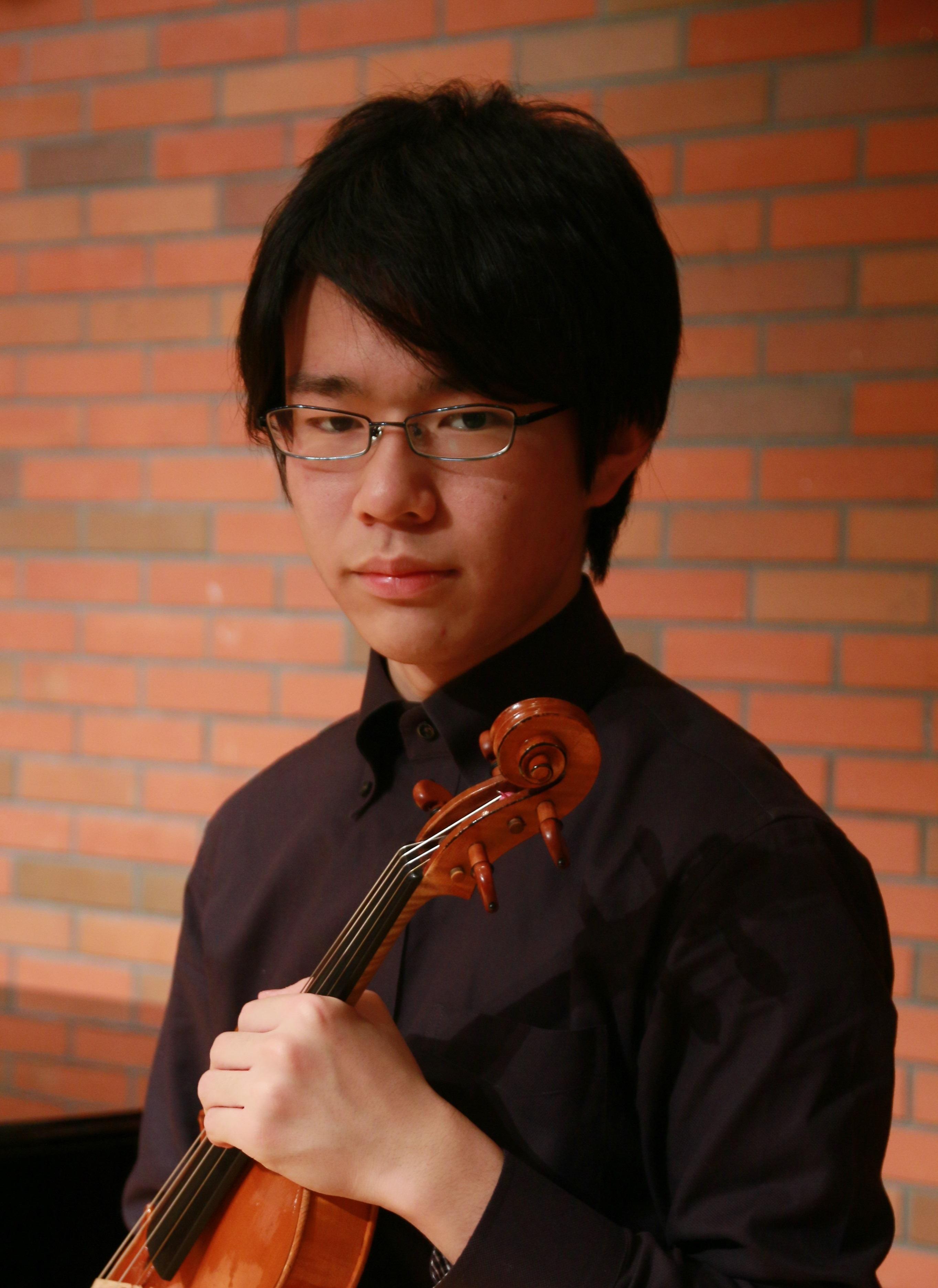 おお しま りさこ バイオリン